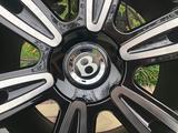 Диски R21 на Bentley (Бентли) за 685 000 тг. в Алматы – фото 2