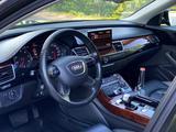 Audi A8 2011 года за 10 500 000 тг. в Алматы – фото 3