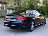 Audi A8 2011 года за 10 500 000 тг. в Алматы – фото 4