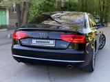 Audi A8 2011 года за 10 500 000 тг. в Алматы – фото 5