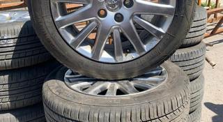Диски с резиной на Lexus 215/55R17 за 180 000 тг. в Алматы