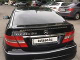 Mercedes-Benz CLC 230 2009 года за 4 200 000 тг. в Алматы – фото 3