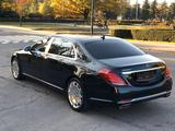Mercedes-Maybach S 500 2014 года за 35 000 000 тг. в Алматы – фото 2