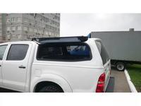 Кунг металлический Sammitr v2 для Toyota Hilux Vigo за 800 000 тг. в Актау
