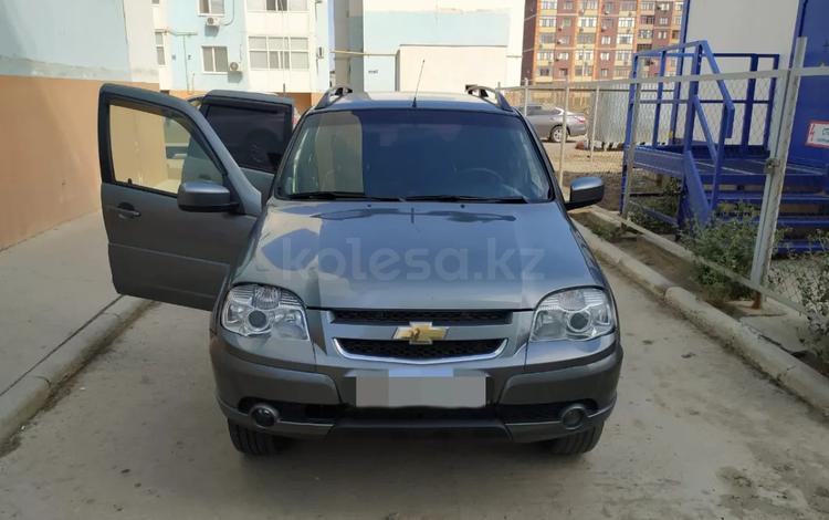 Chevrolet Niva 2013 года за 2 500 000 тг. в Атырау