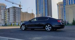Lexus GS 450h 2009 года за 5 300 000 тг. в Нур-Султан (Астана)