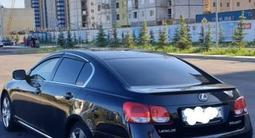 Lexus GS 450h 2009 года за 5 300 000 тг. в Нур-Султан (Астана) – фото 4