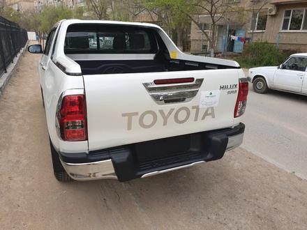 Toyota Hilux 2019 года за 14 600 000 тг. в Актау – фото 4