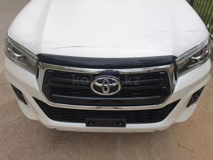 Toyota Hilux 2019 года за 14 600 000 тг. в Актау – фото 5