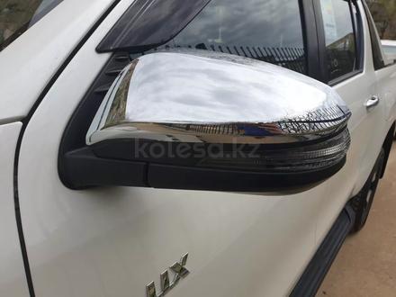 Toyota Hilux 2019 года за 14 600 000 тг. в Актау – фото 8