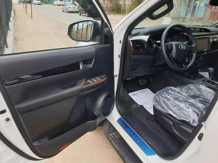 Toyota Hilux 2019 года за 14 600 000 тг. в Актау – фото 14