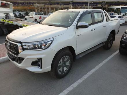 Toyota Hilux 2019 года за 14 600 000 тг. в Актау