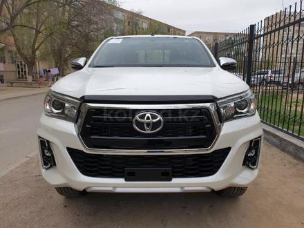 Toyota Hilux 2019 года за 14 600 000 тг. в Актау – фото 2