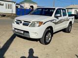 Toyota Hilux 2007 года за 8 200 000 тг. в Атырау – фото 2