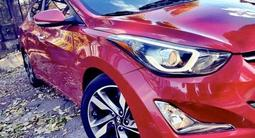 Hyundai Elantra 2014 года за 6 500 000 тг. в Актау
