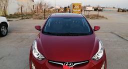 Hyundai Elantra 2014 года за 6 500 000 тг. в Актау – фото 4