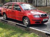 Skoda Fabia 2004 года за 1 350 000 тг. в Алматы