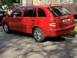 Skoda Fabia 2004 года за 1 350 000 тг. в Алматы – фото 4