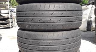 Резина комплект 215/60 r16 Bridgestone из Японии за 62 000 тг. в Алматы
