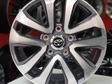 Новые фирменные диски Р20 Toyota LC200 за 235 000 тг. в Алматы