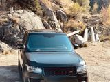 Land Rover Range Rover 2013 года за 21 700 000 тг. в Алматы – фото 2