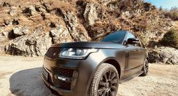 Land Rover Range Rover 2013 года за 21 700 000 тг. в Алматы – фото 3