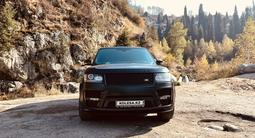 Land Rover Range Rover 2013 года за 21 700 000 тг. в Алматы – фото 4