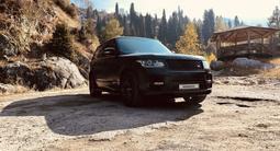 Land Rover Range Rover 2013 года за 21 700 000 тг. в Алматы – фото 5