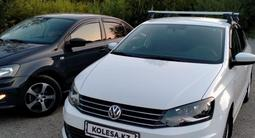 Volkswagen Polo 2017 года за 5 750 000 тг. в Петропавловск