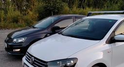 Volkswagen Polo 2017 года за 5 750 000 тг. в Петропавловск – фото 2