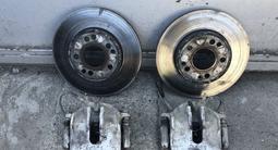 Тормозные диски Mercedes W124 за 25 000 тг. в Алматы – фото 3