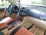 Toyota Highlander 2012 года за 9 500 000 тг. в Шымкент – фото 5