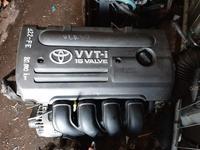 Контрактный двигатель 1zz 1zz-fe Toyota Avensis 1.8 80000 км за 370 000 тг. в Семей