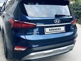 Hyundai Santa Fe 2019 года за 12 000 000 тг. в Шымкент – фото 4