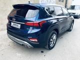 Hyundai Santa Fe 2019 года за 12 000 000 тг. в Шымкент – фото 5