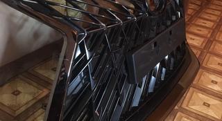 Решетка радиатора Lexus LX570 Black vision за 320 000 тг. в Усть-Каменогорск