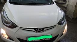 Hyundai Elantra 2015 года за 6 200 000 тг. в Кызылорда