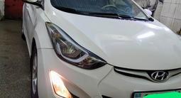 Hyundai Elantra 2015 года за 6 200 000 тг. в Кызылорда – фото 2