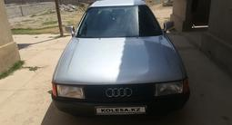 Audi 80 1990 года за 850 000 тг. в Шымкент – фото 3