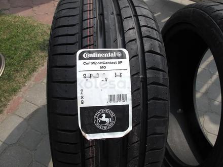 Continental contisportcontact 5 245/35 r21 96 W за 120 000 тг. в Алматы