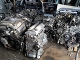 Двигатель Toyota Highlander Контрактные Двигателя н за 73 400 тг. в Алматы