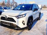 Toyota RAV 4 2021 года за 18 420 000 тг. в Петропавловск – фото 3