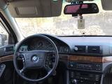 BMW 523 1997 года за 2 700 000 тг. в Алматы – фото 4