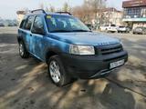 Land Rover Freelander 2003 года за 3 000 000 тг. в Алматы