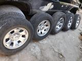 Диски с шинами Р17 за 120 000 тг. в Кызылорда – фото 3