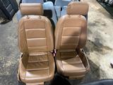 Салон сиденья Porsche Cayenne 955, комплект, кожа за 150 000 тг. в Алматы