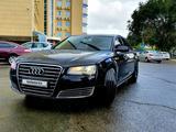 Audi A8 2011 года за 5 800 000 тг. в Актобе