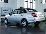 ВАЗ (Lada) Granta 2190 (седан) Standart 2021 года за 3 460 000 тг. в Атырау – фото 4