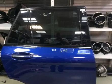 Дверь задняя правая w253 GLC Mercedes за 273 000 тг. в Нур-Султан (Астана)