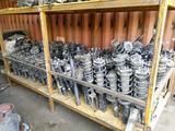 Привод передний всборе гранаты цапфа рычаг двигатель АКПП Тойота Камри за 888 тг. в Алматы – фото 2